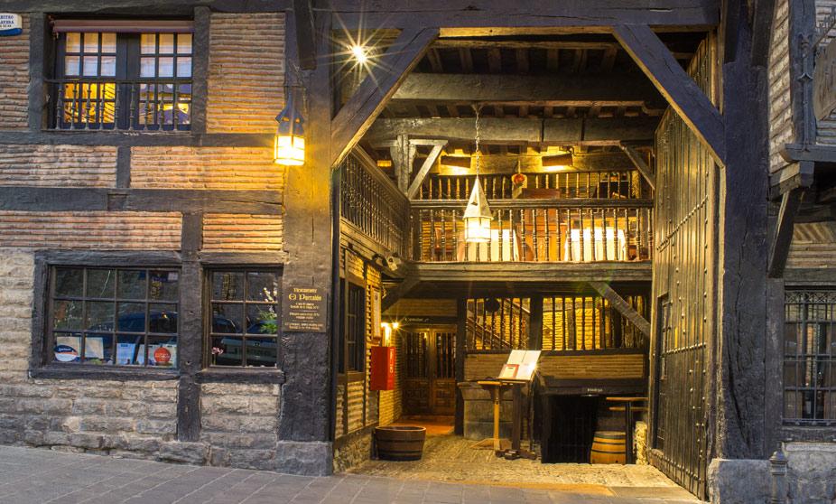 restaurante portalon