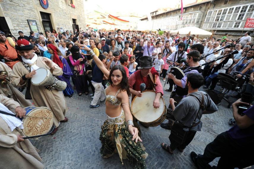 Presentamos el Mercado Medieval Vitoria-Gasteiz - Hotel Dato 9c44b4a8b9cbc