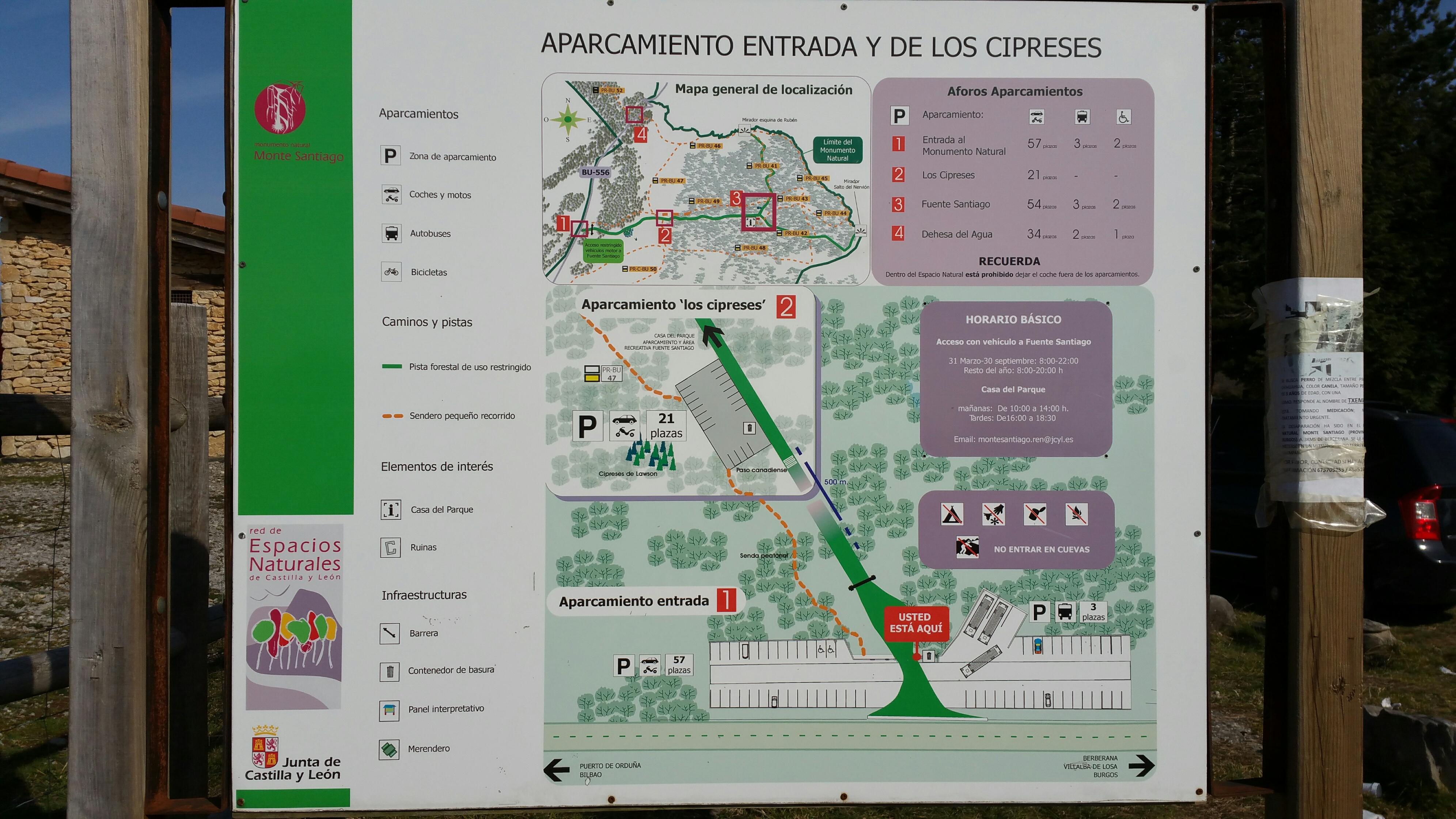plano-general-del-monumento-natural-monte-santiago