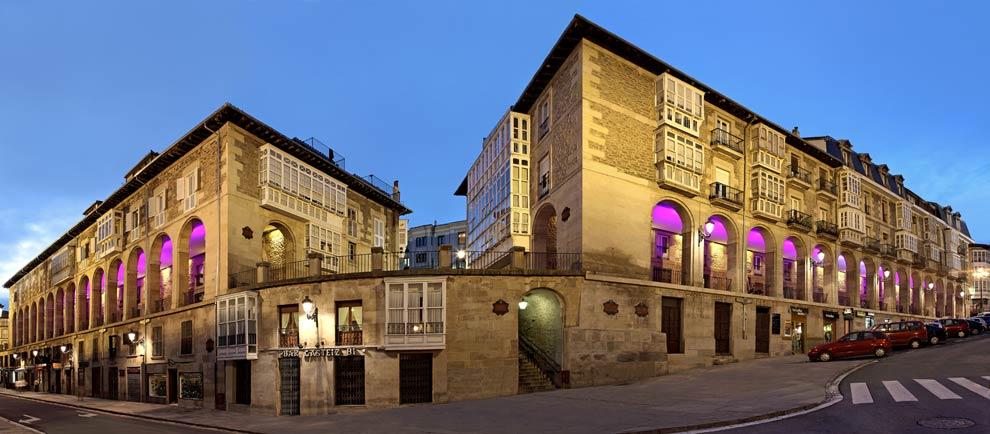 Los arquillos Vitoria-gasteiz