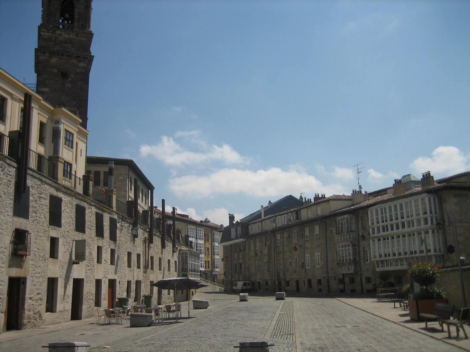 Plaza Machete Vitoria-Gasteiz