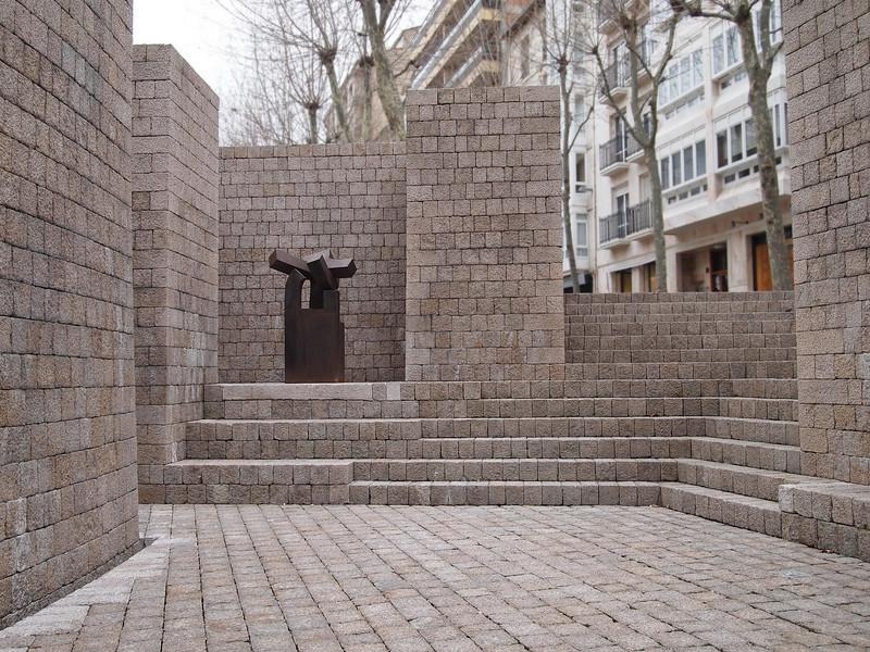 Monumento chillida vitoria
