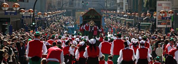 Carnaval Vitoria Gasteiz desfile