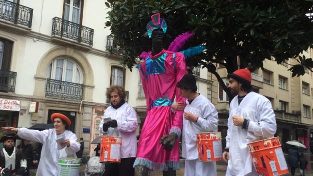 Pintores carnaval vitoria