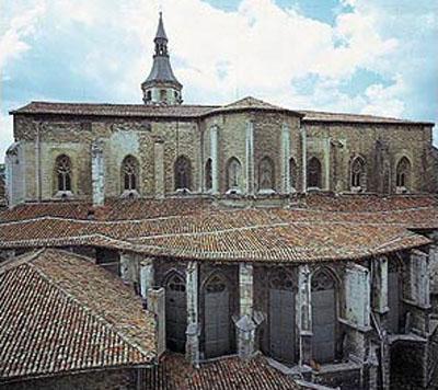 Torre catedral vitoria