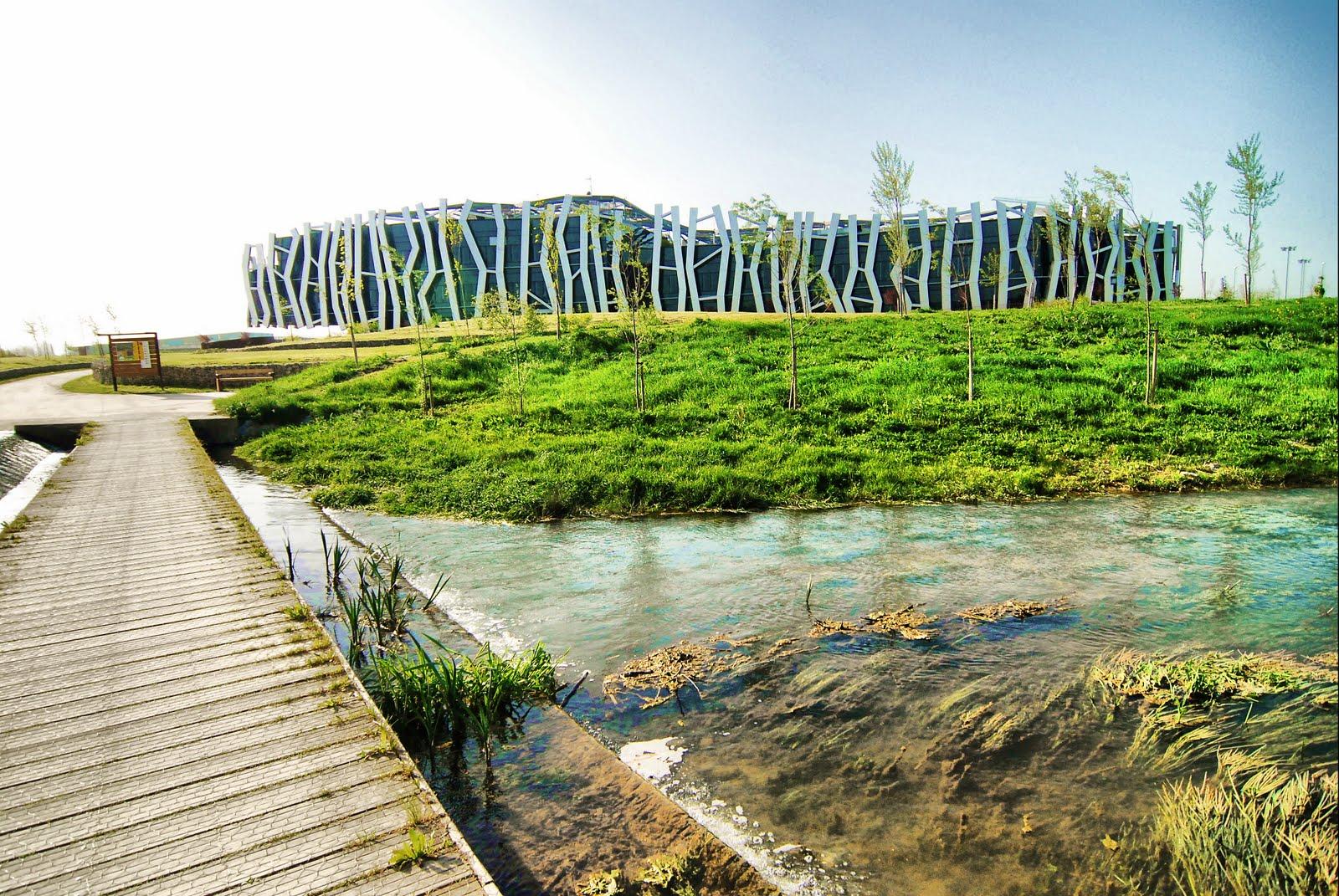 Nos vamos de paseo por el anillo verde de vitoria gasteiz - Arquitectura pais vasco ...