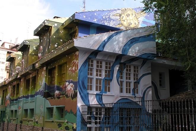 murales vitoria continentes