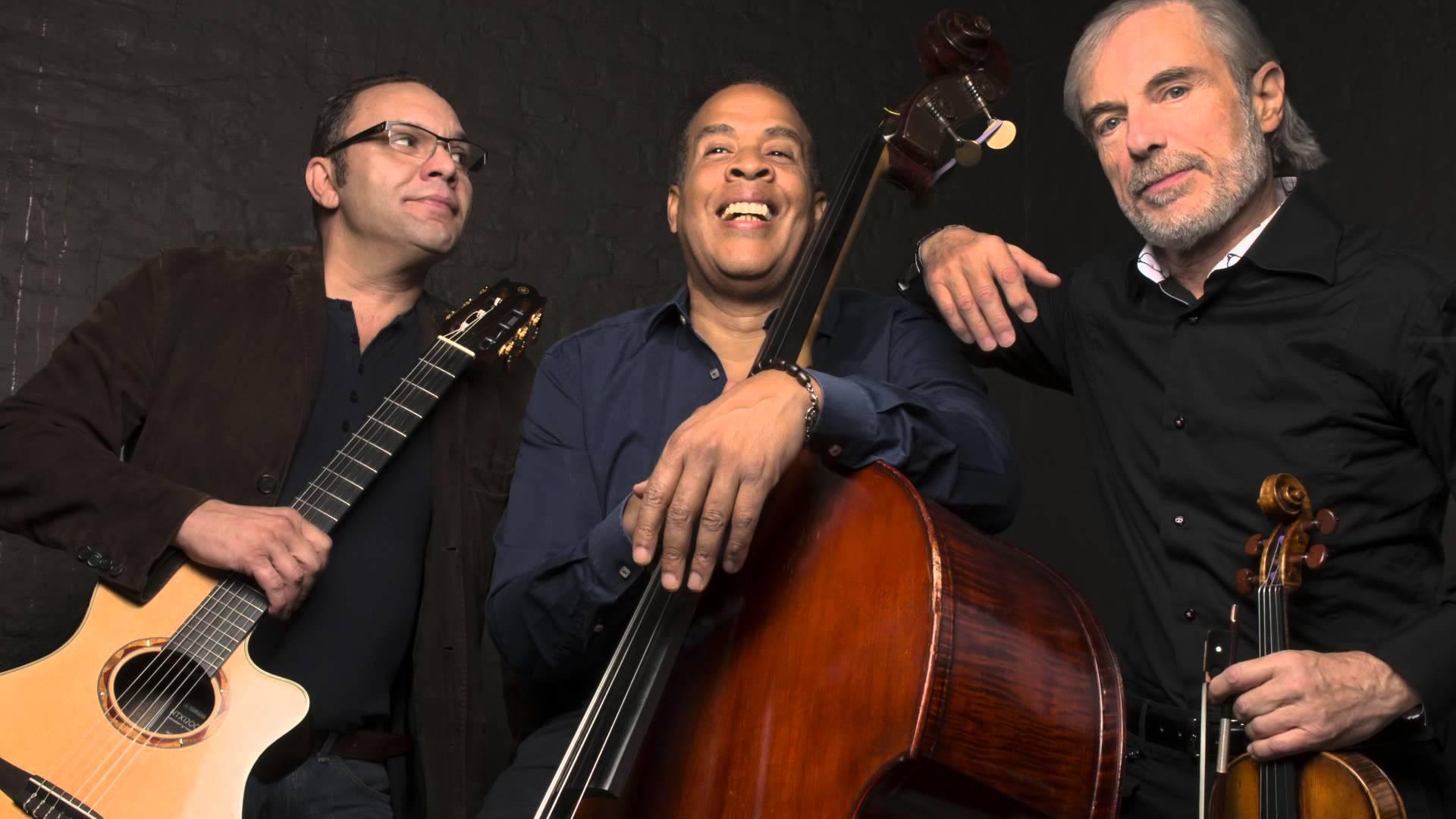 Jean Luc Ponty, Biréli Lagrène y Kyle Eastwood jazz vitoria