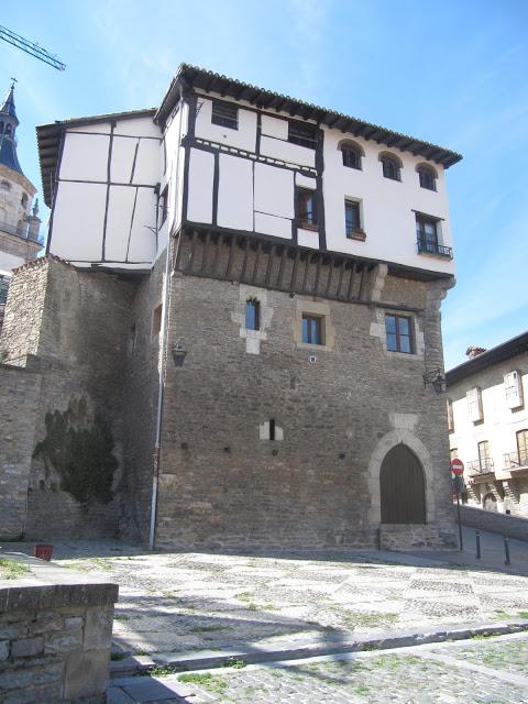 Edificio casa de los anda Vitoria-gasteiz
