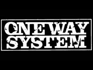 ONE WAY SYSTEM gasteiz calling