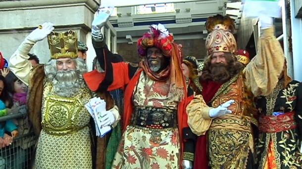 Reyes Magos vitoria Gasteiz