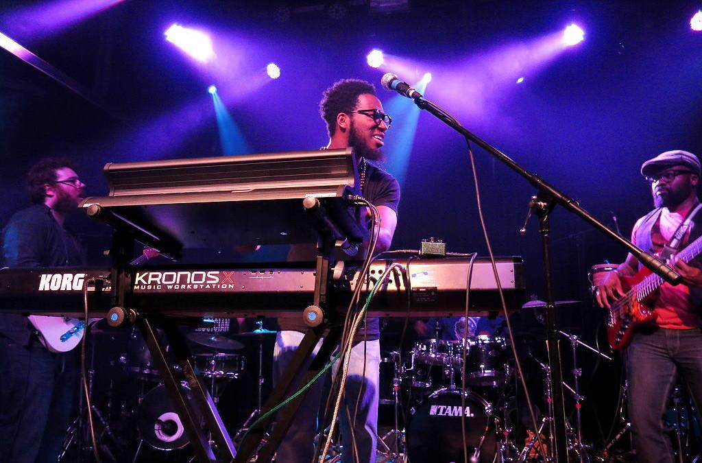 Festival jazz vitoria-gasteiz Cory Henry & The Funk Apostles