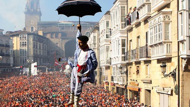 Celedon Las Fiestas Vitoria