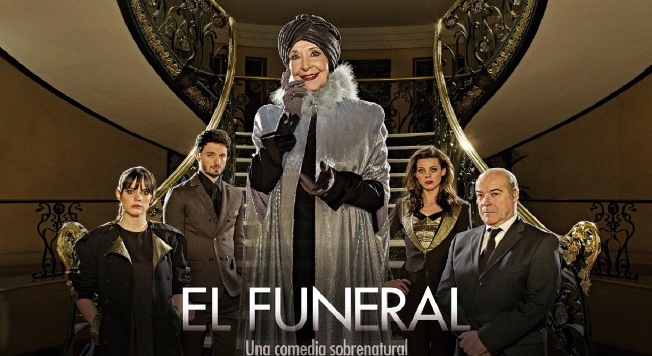 El funeral Teatro Vitoria