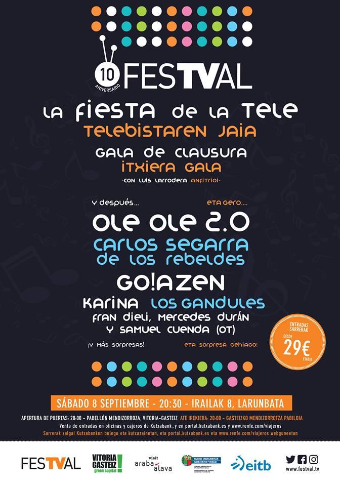 FesTVal gala Clausura