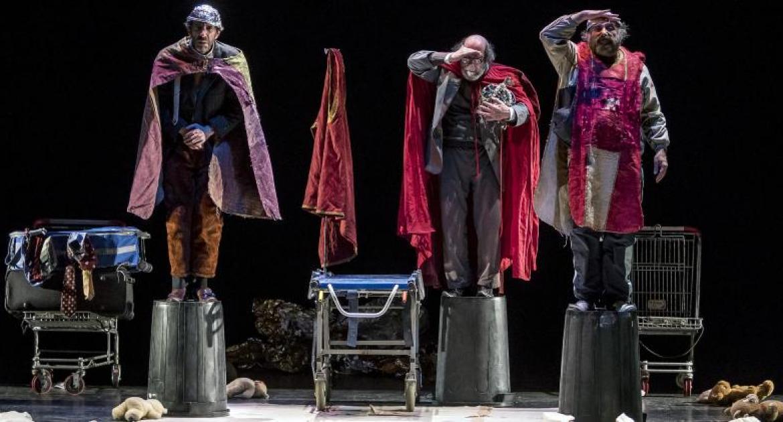 Ahota todo es noche Teatro Principal Vitoria