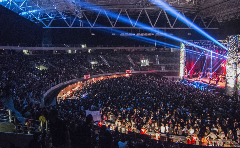 Iradier arena Gasteiz calling