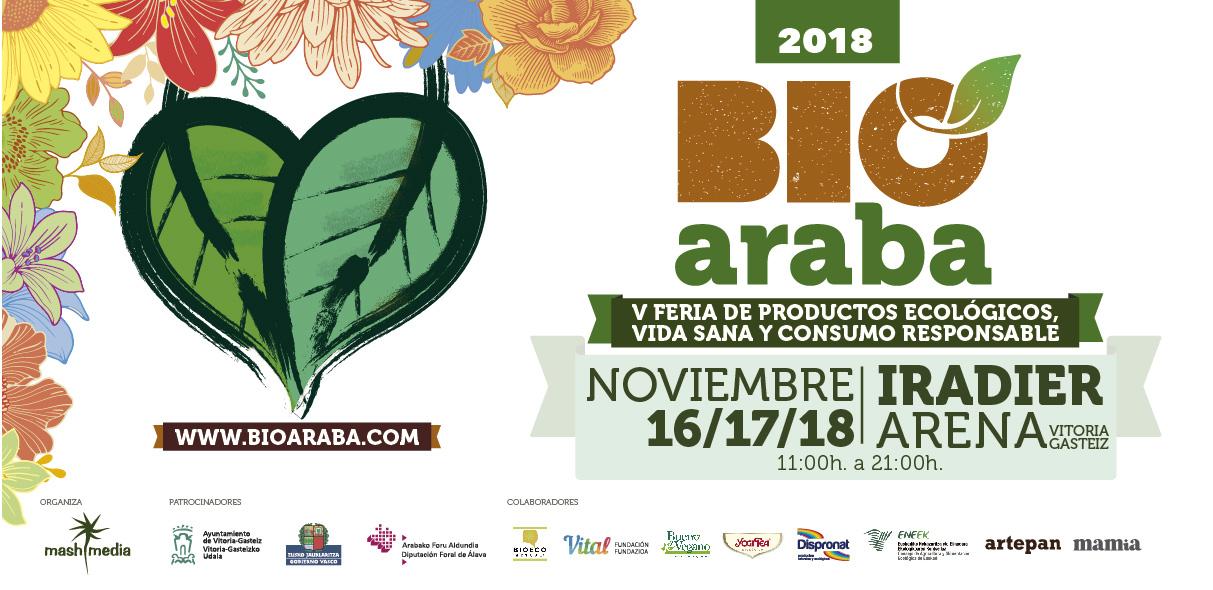 Cartel BioAraba 18