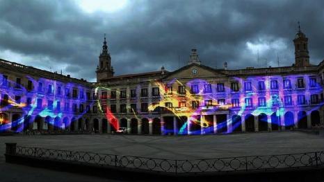 Umbra Light Festival Plaza España