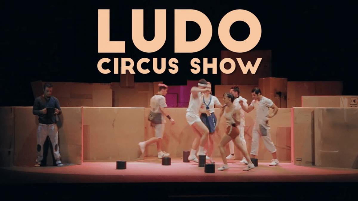 ludo circus show teatro principal vitoria