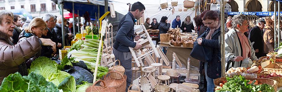 Comercios De Vitoria-Gasteiz mercado