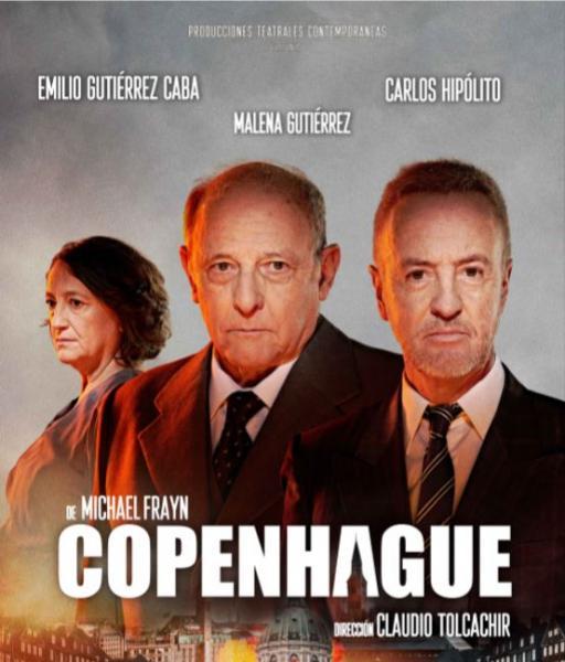 Copenhague Teatro Principal Vitoria-Gasteiz