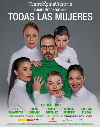 Todas Las Mujeres Teatro Principal Vitoria-Gasteiz
