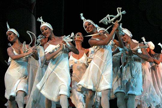 la Cenicienta Teatro Principal Vitoria-Gasteiz