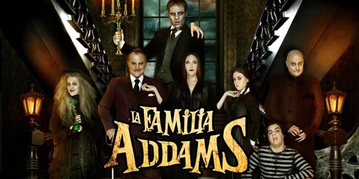 Teatro principal familia-addams