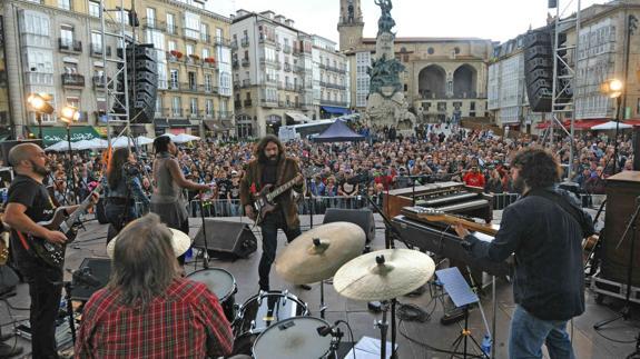 Azkena Rock Festival 2019 Virgen Blanca