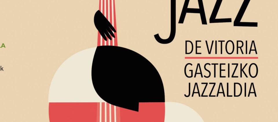 Cartel Festival De Jazz Vitoria-Gasteiz