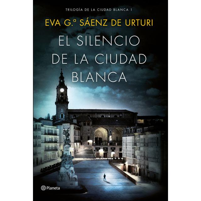 El Silencio de la Ciudad Blanca Portada libro