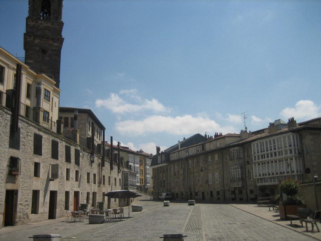 Plaza del Machete Vitoria-Gasteiz Ardoaraba