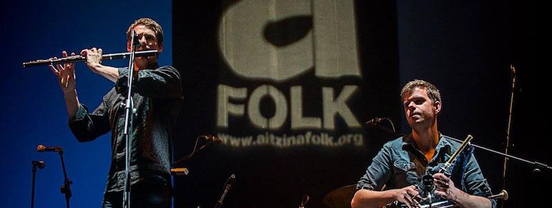 Aitzina Folk Concierto
