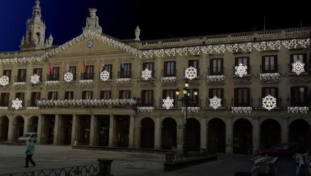 Navidad Vitoria-Gasteiz ayuntamiento
