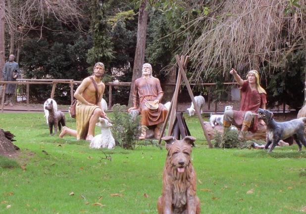 Belen Navidad Vitoria-Gasteiz