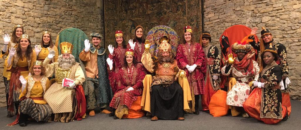 Reyes magos Vitoria