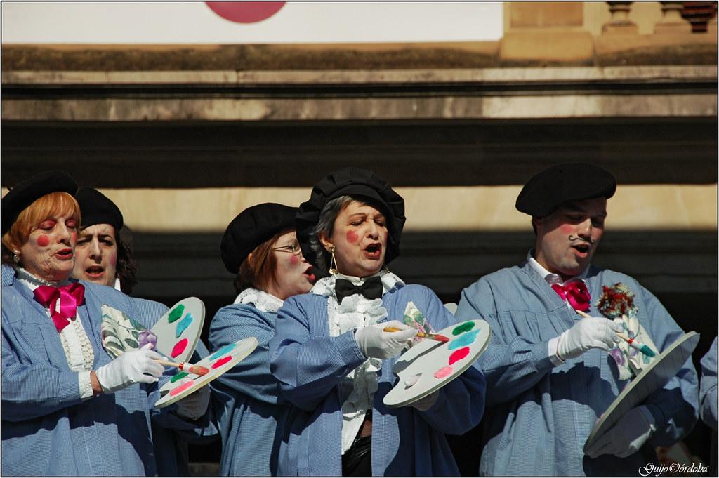Carnaval Pintores de Vitoria